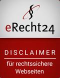 erecht24-siegel-disclaimer-rot - Vintage Onlineshop